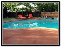 Concrete Patio Resurfacing Products Concrete Pool Deck Resurfacing Products Download Page U2013 Best Home