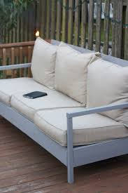 diy chaise lounge sofa ana white outdoor sofa diy projects