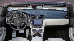 maserati interior 2016 2013 maserati grancabrio sport interior hd wallpaper 5