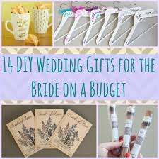 cheap wedding presents 14 diy wedding gifts for the on a budget cheap eats and