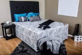 st james mattress u0026 base set single three quarter double queen