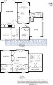 Dimensions Velux Standard by 4 Bedroom House For Sale In Meadow Close Marlow Sl7