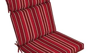 Patio Chair Cushions Sale Appealing Stunning Stripes Walmart Patio Chair Cushions For