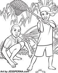 children u0027s coloring book illustrator
