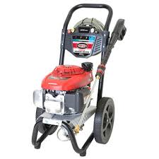 black friday pressure washer simpson megashot 2800 psi 2 3 gpm gas pressure washer powered by