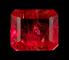 benitoite star of david a red emerald bibliography the red emerald gem quality red