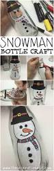 Fuels Backyard Get Togethers Little Riddles Snowman Milk Bottle Craft