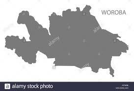 Ivory Coast Map Ivory Coast Black And White Stock Photos U0026 Images Alamy