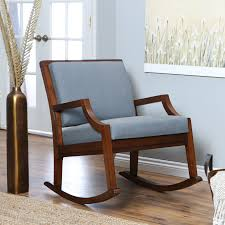 Rocking Chairs For Nursery Cheap Furniture Beautiful Upholstered Rocking Chair For Home Furniture