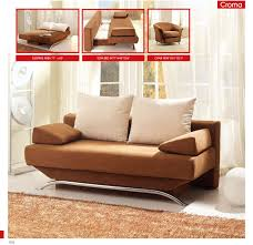 bedroom designs classy brown modern sofa beds for small bedrooms