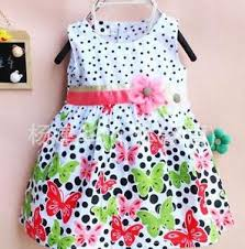 baby girls dress 6 12 months butterfly pattern baby girls party