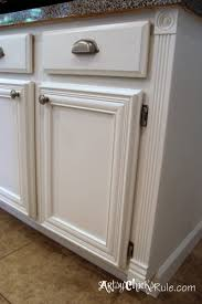 painting kitchen cabinets with chalk paint paint home design