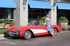 vintage corvette chambray dress and a vintage corvette u2014 with love u0026 style