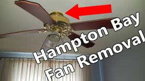 Model Ac 552 Ceiling Fan by How To Remove Hampton Bay Ceiling Fan No Screws Youtube