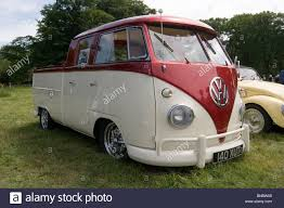custom volkswagen bus vw volkswagen split window van crew cab surf wagen icon cal look