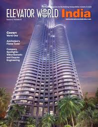 Elevator World India By Elevator World Issuu