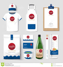 vector restaurant cafe set flyer menu package shirt cap