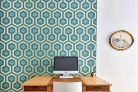 tapisserie bureau chaise bureau sans roulettes with contemporain bureau à domicile