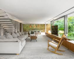 Brazilian Interior Design by A Retreat Inspired By Brazilian Modernism By Studio Mk27 Ignant Com