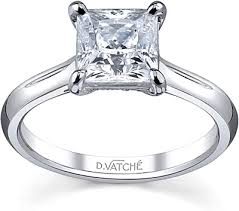 engagement ring solitaire vatche solitaire engagement ring 188