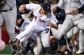 Yankees Aaron Judge Risking Historic Season With Home Run Derby - pedro martinez says joe kelly handled red sox yankees brawl