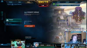 Smite Conquest Map Watch Incon On Twitch