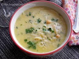 cuisine traditionnelle algeroise chorba beida soupe algéroise sauce blanche le cuisine de samar