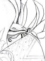sketches of still life xinyun