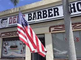 looking back at del u0027s barber shop escondido grapevine