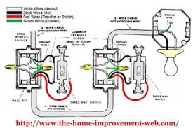 basic help and information wiring a three way switch explained