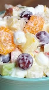 fruit salad recipe sweet and refreshing