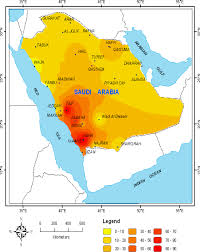 Lightning Maps Reliable Maps Of Lightning Thunderstorms For Saudi Arabia Pdf