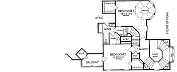 Expandable Floor Plans Expandable Victorian House Plan 54003lk Architectural Designs