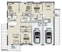 3d floor plans for duplex houses in india floor plans for duplexes