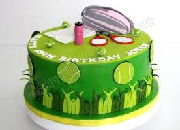 soccer cake cake ideas best tennis images on birthday