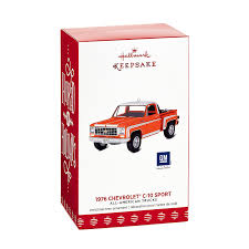amazon com hallmark keepsake 2017 all american trucks 1976