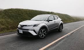 toyota new c hr 2018 toyota c hr review u2013 dividing opinion doesn u0027t get any easier