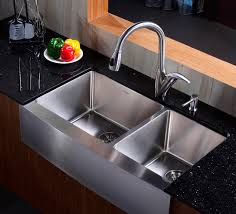 Stainless Steel Sink For Kitchen The Modern Stainless Steel Kitchen Sinks Kitchen Remodel Styles