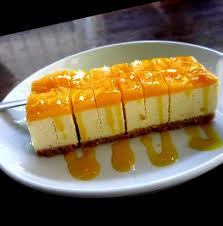 Kek Mango mango cheese cake secret recipe s photo in kuantan east coast
