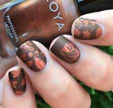 it s turkey time thanksgiving nail hairstyles