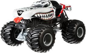 wheel monster jam trucks list wheels monster jam monster mutt dalmatian vehicle walmart canada