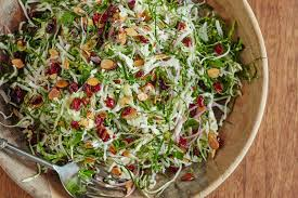 pescatarian thanksgiving recipes recipe thanksgiving slaw kitchn