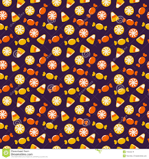 halloween background image halloween background with sweets seamless vector pattern stock