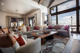 Victory Interior Design New Park City Victory Ranch Cabins Deliver On Recreation Curbed Ski