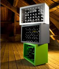 Wine Cabinet With Cooler by 28 Modern Modular Wine Racks U2013 Vurni