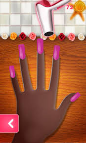 fashion girls nail salon android apps on google play