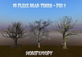 second marketplace 15 different flexi dead trees on sale