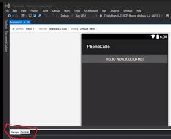 xamarin layout file xamarin android xml layout not showing stack overflow