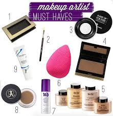 need a makeup artist makeup artist must haves part 1 makeup makeup kit and