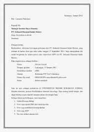 contoh surat lamaran kerja dengan cq contoh surat lamaran kerja yang menggunakan c q temblor en